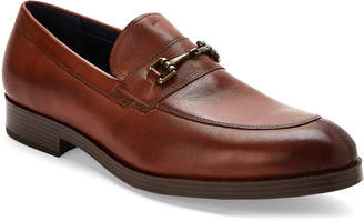 Cole Haan Tan Henry Grand Bit Leather Loafers