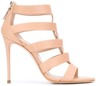 Casadei strappy ankle sandals