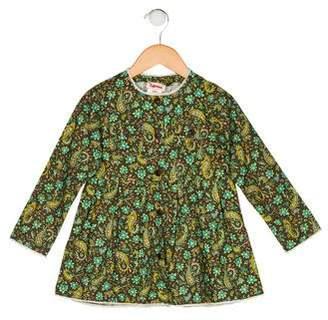 Catimini Girls' Printed Dress