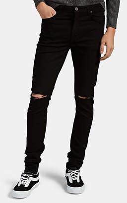 MONFRÈRE Men's Greyson Stretch Skinny Jeans - Black
