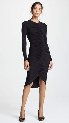 Bailey 44 Bailey44 High Roller Ruched Front Dress