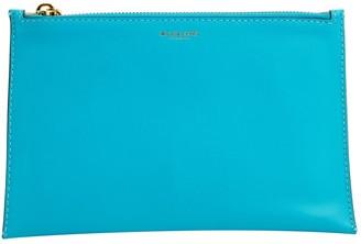 Michael Kors Blue Leather Purses, wallets & cases
