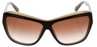 Chanel CC Cat-Eye Sunglasses