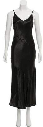 Rebecca Minkoff Sleeveless Maxi Dress