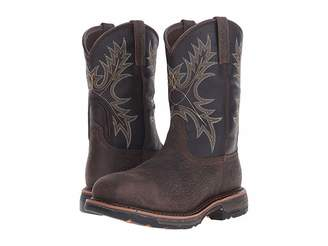 Ariat Workhog Wide Square Toe H2O CT