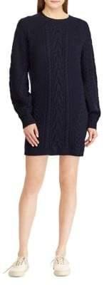 Polo Ralph Lauren Long-Sleeve Aran Sweater