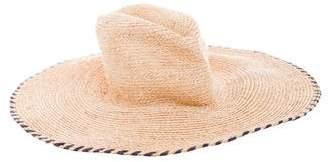 Lola Hats Floppy Straw Hat
