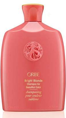Oribe Bright Blonde Shampoo for Beautiful Color, 8.5 oz. $46 thestylecure.com