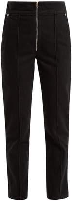 Namiris high-rise slim-leg jeans