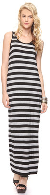 Style deals Striped Racerback Tank Dress