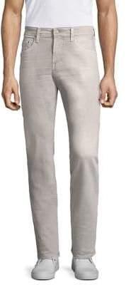 AG Jeans Matchbox Slim-Fit Straight Jeans