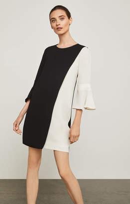 BCBGMAXAZRIA Loren Colorblocked Dress