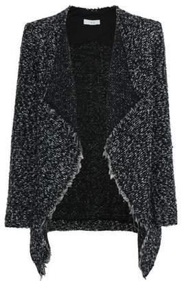 IRO Campi Draped Bouclé-Knit Jacket