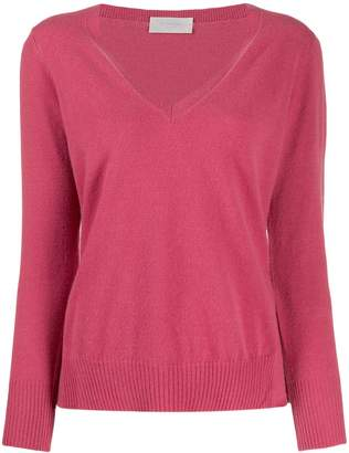 Zanone regular fit v-neck jumper