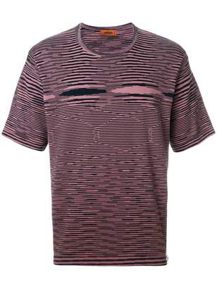 Missoni Mare patterned T-shirt