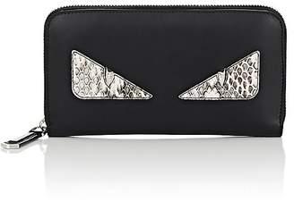 Fendi Women's Leather Zip-Around Wallet