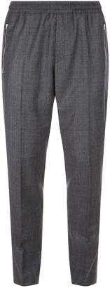 Stella McCartney Contrast Checked Trousers