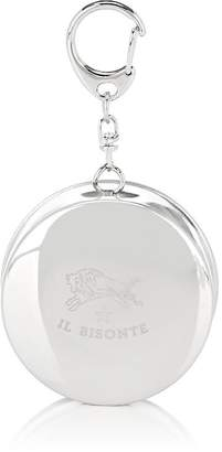 Il Bisonte Collapsible Steel Key Chain Shot Glass