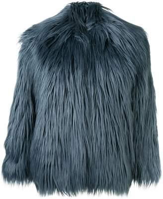 Zadig & Voltaire Zadig&Voltaire faux-fur jacket