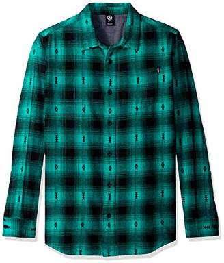 Neff Men's Cartel Flannel