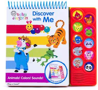 Baby Einstein Pi Kids Discover with Me Play-A-Sound Book by PI Kids