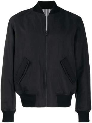 Ann Demeulemeester reversible bomber jacket