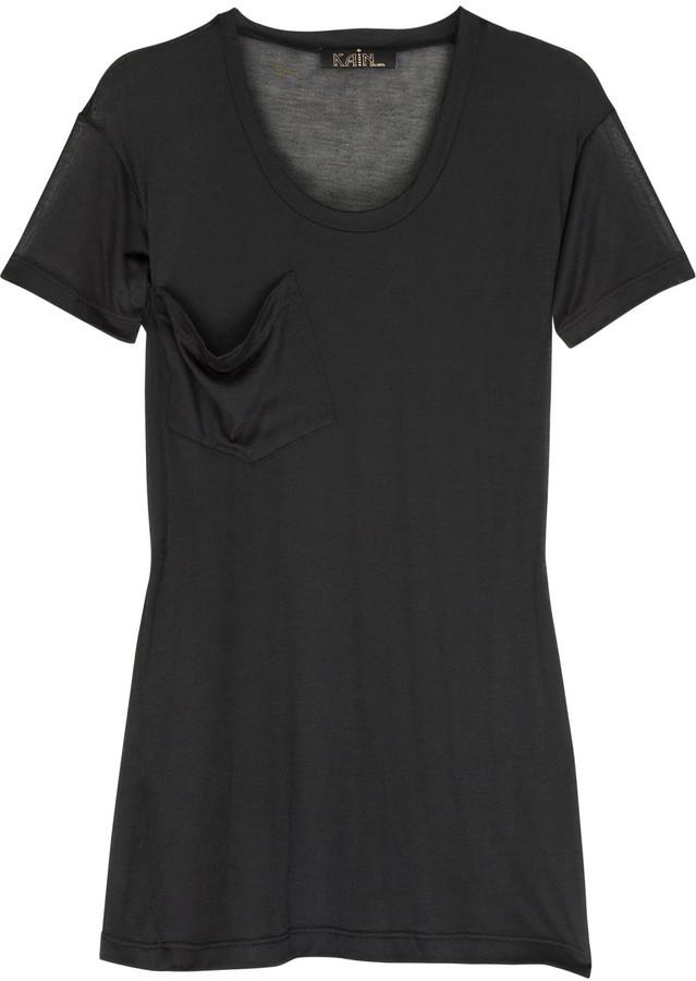 Kain Silk blend T-shirt