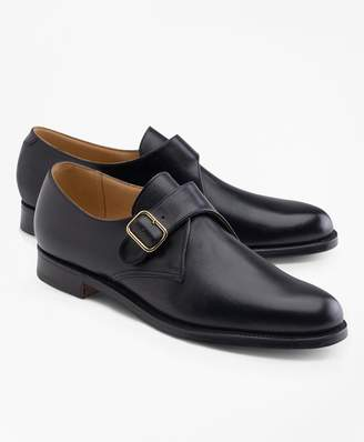 Brooks Brothers Peal & Co. Monk Straps