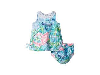 Lilly Pulitzer Baby Lilly Shift Dress (Infant)