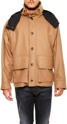 Marni Wool Cloth Jacket