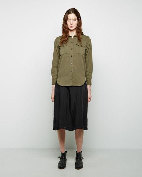 Etoile Isabel Marant Wigston Double Pocket Shirt