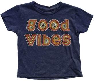 Rowdy Sprout Kids Good Vibes Tee