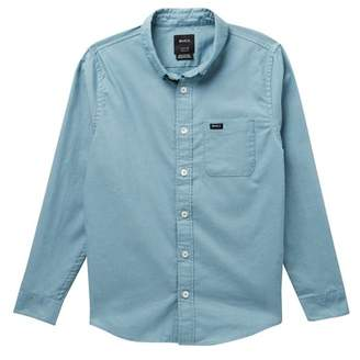 RVCA That'll Do Oxford Shirt (Big Boys)