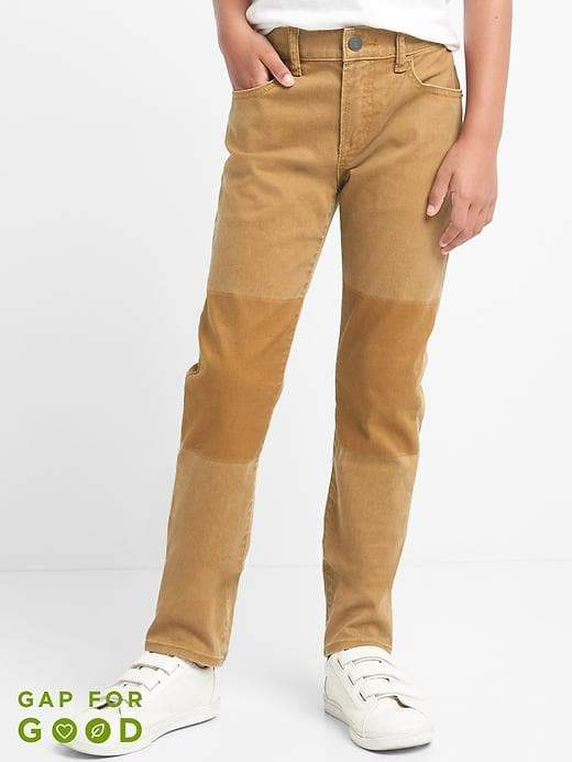 Buy Two-Tone Slim Jeans in High Stretch!