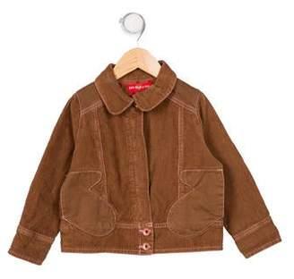 Agatha Ruiz De La Prada Girls' Lightweight Corduroy Jacket