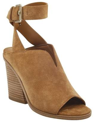 Marc Fisher Vinita Peep Toe Ankle Strap Sandal