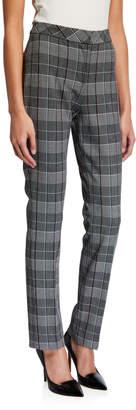 Neiman Marcus Modern Straight Leg Pants