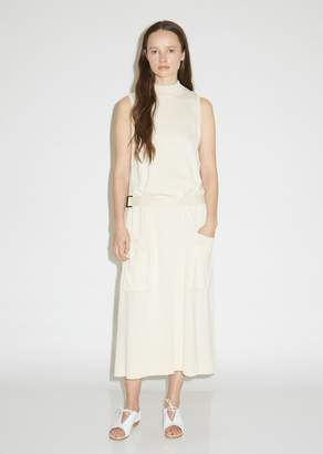Y's Sleeveless Belted Dress