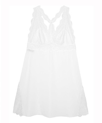 Black Label Britni Lace Chemise
