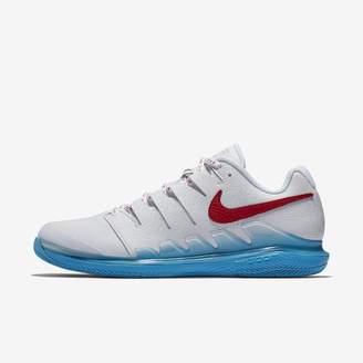 Nike NikeCourt Air Zoom Vapor X Leather Men's Hard Court Tennis Shoe