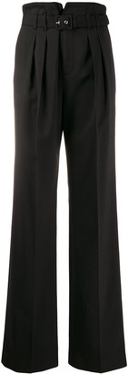 RED Valentino high waist trousers