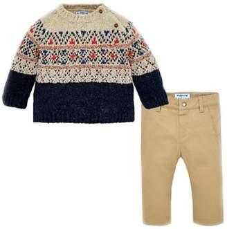 Mayoral Baby-Boy Sweater Set