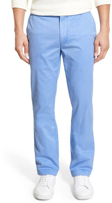 Vineyard Vines &Breaker& Slim Fit Cotton Twill Pants $98.50 thestylecure.com