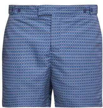 Mens Tailored Swim Shorts Shopstyle Uk