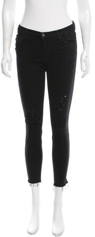 J BrandJ Brand Mid-Rise Skinny Jeans w/ Tags