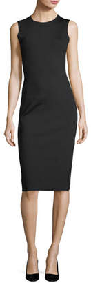The Row Devi Sleeveless Sheath Dress