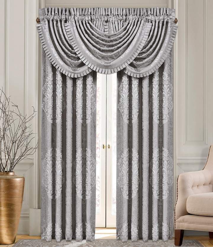 La Scala Silver Window Treatments