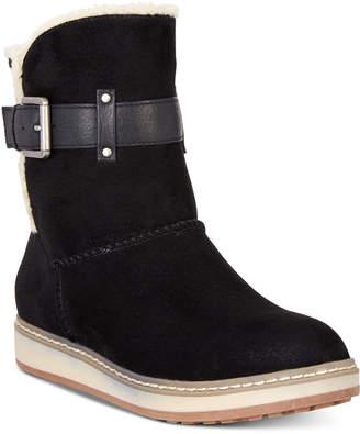 White Mountain Taite Winter Boots Women Shoes