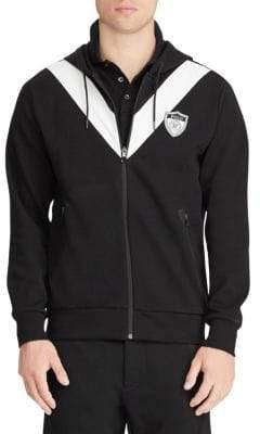 Polo Ralph Lauren Tech Hooded Track Jacket