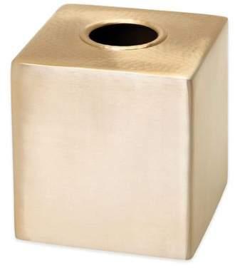 Uli Boutique Tissue Box Cover in Gold